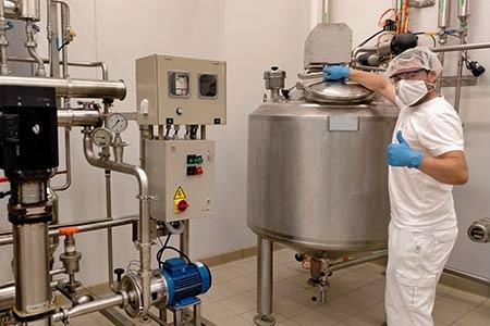 Higiene y APPCC en la industria láctea
