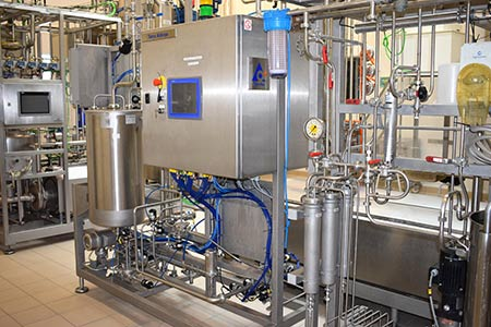 Tratamientos térmicos en la industria láctea